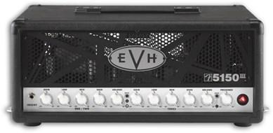 EVH 5150III 50 Watt Head Black