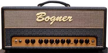 Bogner Shiva Head 20th Anniversary KT88 Comet Tolex Salt and Pepper Grille