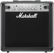 Marshall MG15CFR 15 Watt Guitar Combo Carbon Fibre With Reverb