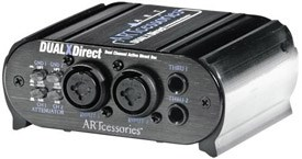 Art DualXDirect Active 2 Channel DI Box