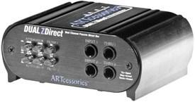 Art DualZDirect Passive 2 Channel DI Box