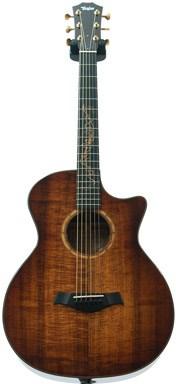Taylor 2011 Fall Limited 12-Fret Koa GA-LTD Cutaway