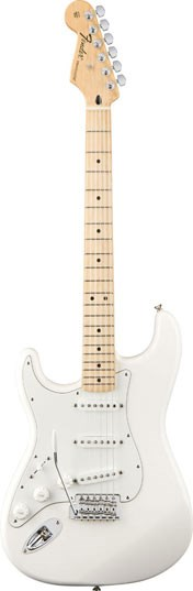 Fender Standard Strat Arctic White LH MN
