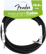 Fender 18.6ft/5.5m Instrument Performance Angled Black