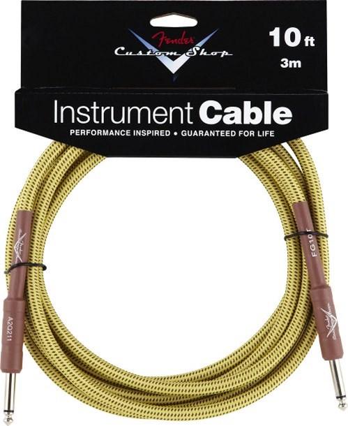 Fender Custom Shop Cable 3M Tweed