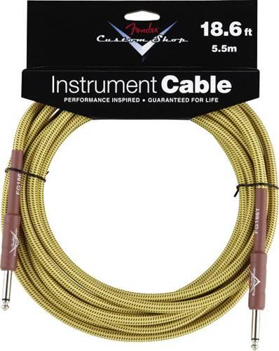 Fender Custom Shop Cable 5.5M Tweed