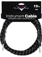 Fender Custom Shop Cable 3M Black Tweed