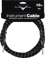 Fender Custom Shop Cable 3M Black Tweed