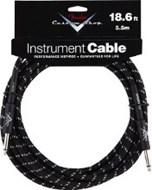 Fender Custom Shop Cable 5.5M Black Tweed