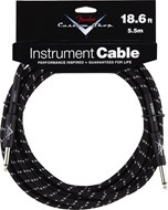 Fender Custom Shop Cable 5.5M Black Tweed