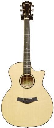 Taylor BTO #4433 Custom GA Sitka Spuce/Ovangkol Adirondack binding
