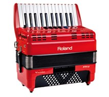 Roland FR-1X RD V-Accordion Red