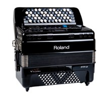 Roland FR-1XB BK Button V-Accordion Black
