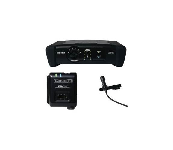 Line 6 XD-V35L Digital Wireless Lavalier Microphone 6 Channel