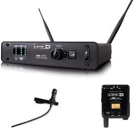 Line 6 XD-V55L Digital Wireless Lavalier Microphone 12 Channel