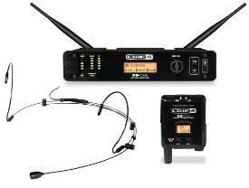 Line 6 XD-V75HS 14 Channel Digital Wireless Headphone Microphone