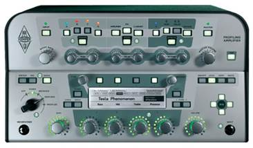 Kemper Digital Profiling Amplifier White