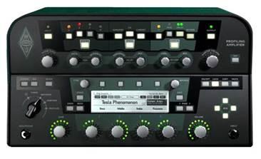 Kemper Digital Profiling Amplifier Black