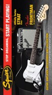 Squier Affinity Strat Black with Frontman 10G