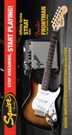 Squier Affinity Strat Brown Sunburst with Frontman 10G