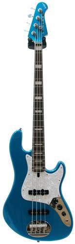 Lakland Skyline Darryl Jones 4 String Lake Placid Blue Rosewood Fingerboard