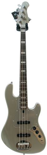 Lakland Skyline Darryl Jones 4 String Charcoal Silver Metallic RW