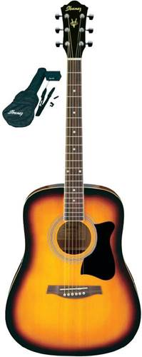 Ibanez V50NJP-VS Acoustic Jampack Vintage Sunburst