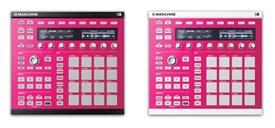 Native Instruments Maschine MK II Custom Kit Pink Champagne