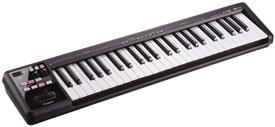 Roland A-49-BK USB MIDI Controller Keyboard Black
