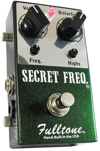 Fulltone Secret Freq Distortion