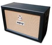 Orange PPC212OB Open Back Speaker Cabinet Black