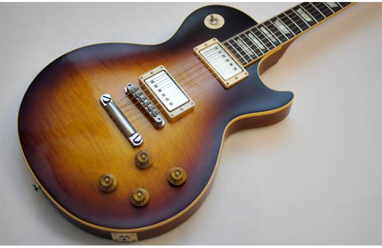 Gibson Custom Shop LPR8 VOS Figured Beauty of the Burst
