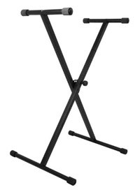 On Stage KS7190 Classic Single-X Keyboard Stand
