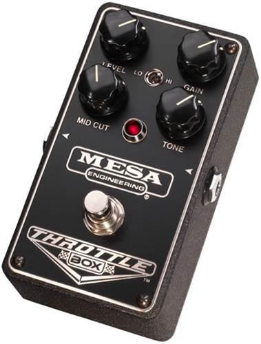 Mesa Boogie Throttle Box - Gain Pedal