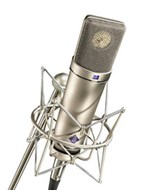 Neumann U87 Ai Nickel Studio Set with Shockmount