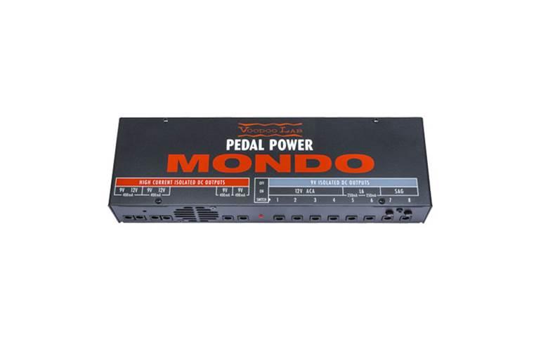 Voodoo Lab Pedal Power Mondo