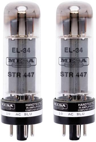 Mesa Boogie EL34 STR-447 (Duet)