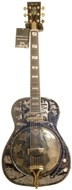 Ozark Brass Thinline Electric Resonator 3515BTE