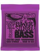 Ernie Ball 2831 Power Slinky Bass Nickel Wound 55-110