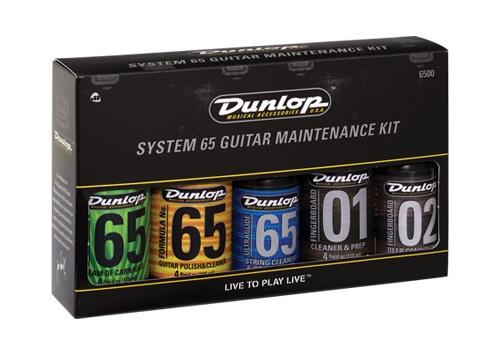 Dunlop 6500 Formula 65 Care Kit