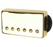 Suhr Aldrich Humbucker Gold Cover Bridge 50mm