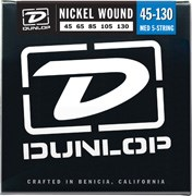 Dunlop DBN45130 45-130 Nickel Bass 5 Strings