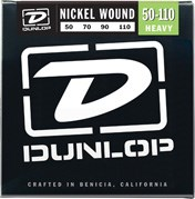 Dunlop DBN50110 50 - 110 Bass Strings Nickle