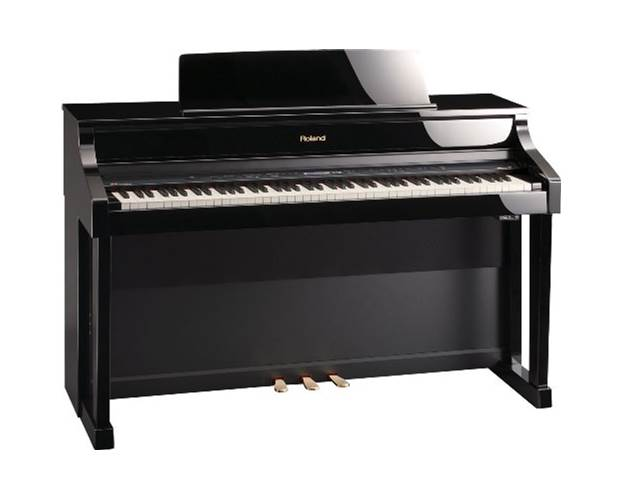 Roland HP-507 PE Digital Piano Polished Ebony