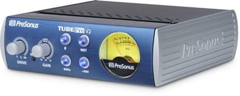 Presonus TubePre V2 Tube Preamplifier/DI Box