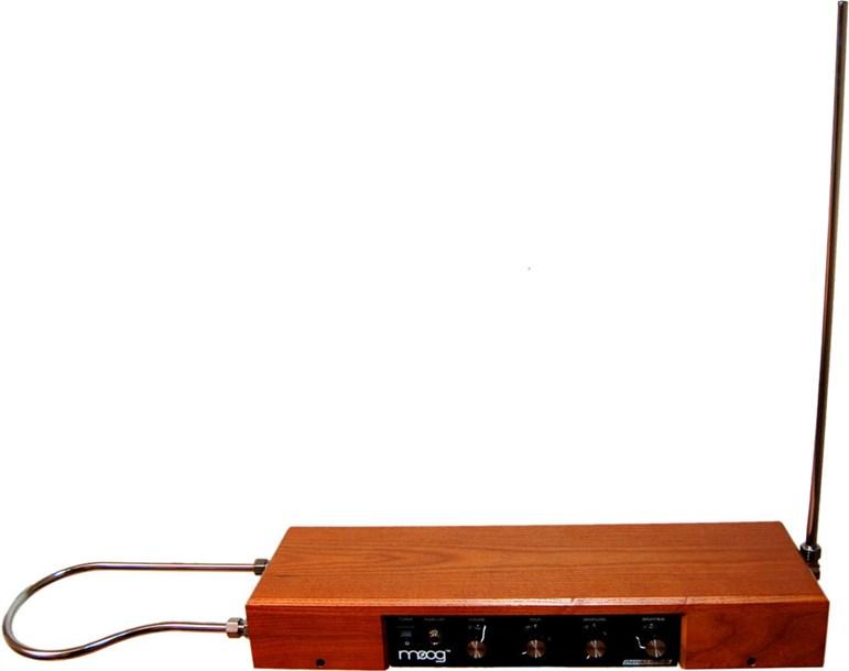 Moog Etherwave Standard Theremin Assembled (Standard Ash)