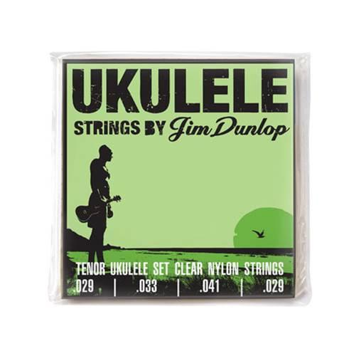 Dunlop JD-DUY303 Tenor 4/Set Ukulele Strings