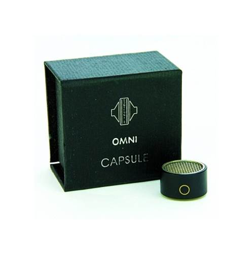 Sontronics OMNI capsule for STC-1 (BLACK)