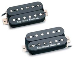 Seymour Duncan  SH-4/SH-2N (JB/Jazz Set) Hot Rodded Humbucker Set Black