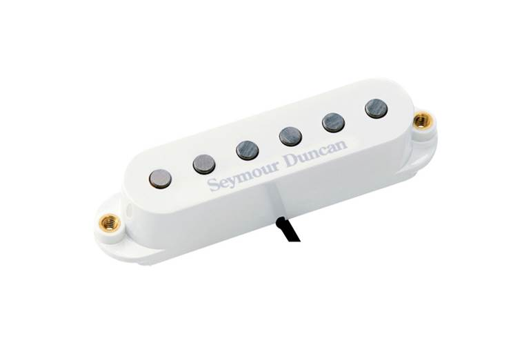 Seymour Duncan STK-S9B Hot Stack Plus White
